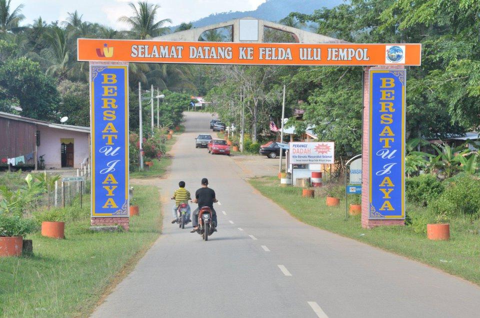 Gempar Hantu Pocong Berkeliaran Di Felda Ulu Jempol