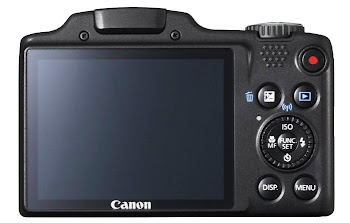 Canon PowerShot SX510 HS (Picture 2). Camera Zone