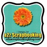 a2z Scrapbooking Supplies Design Team