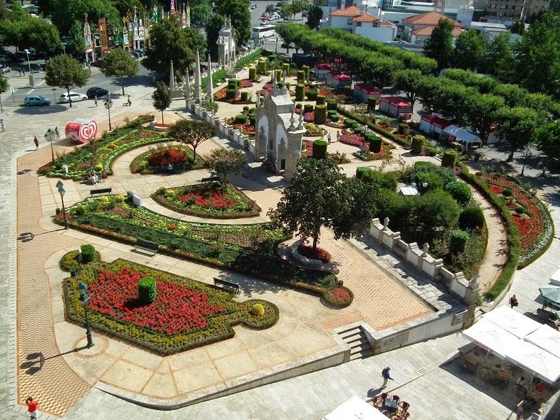Jardim das Barrocas - Barcelos