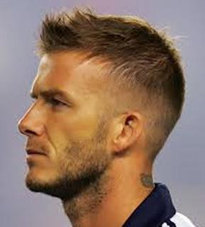Short Romance Hairstyles for Men