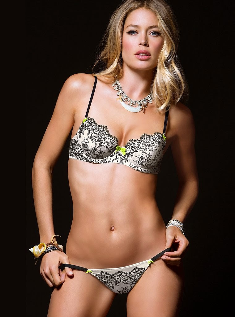 Doutzen Kroes Ángel de Victoria´s Secret Europeo