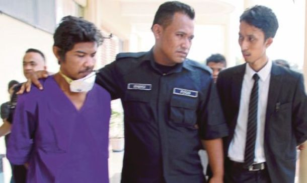 Dadah: Bekas penyanyi kumpulan Exist, Mamat mengaku bersalah
