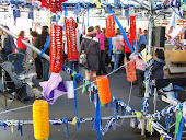 International Yarn Bombing Day