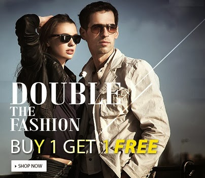 Awesome Deal: Buy 1 Get 1 Free Offer on Men's & Women's Fashion Wears at Jabong