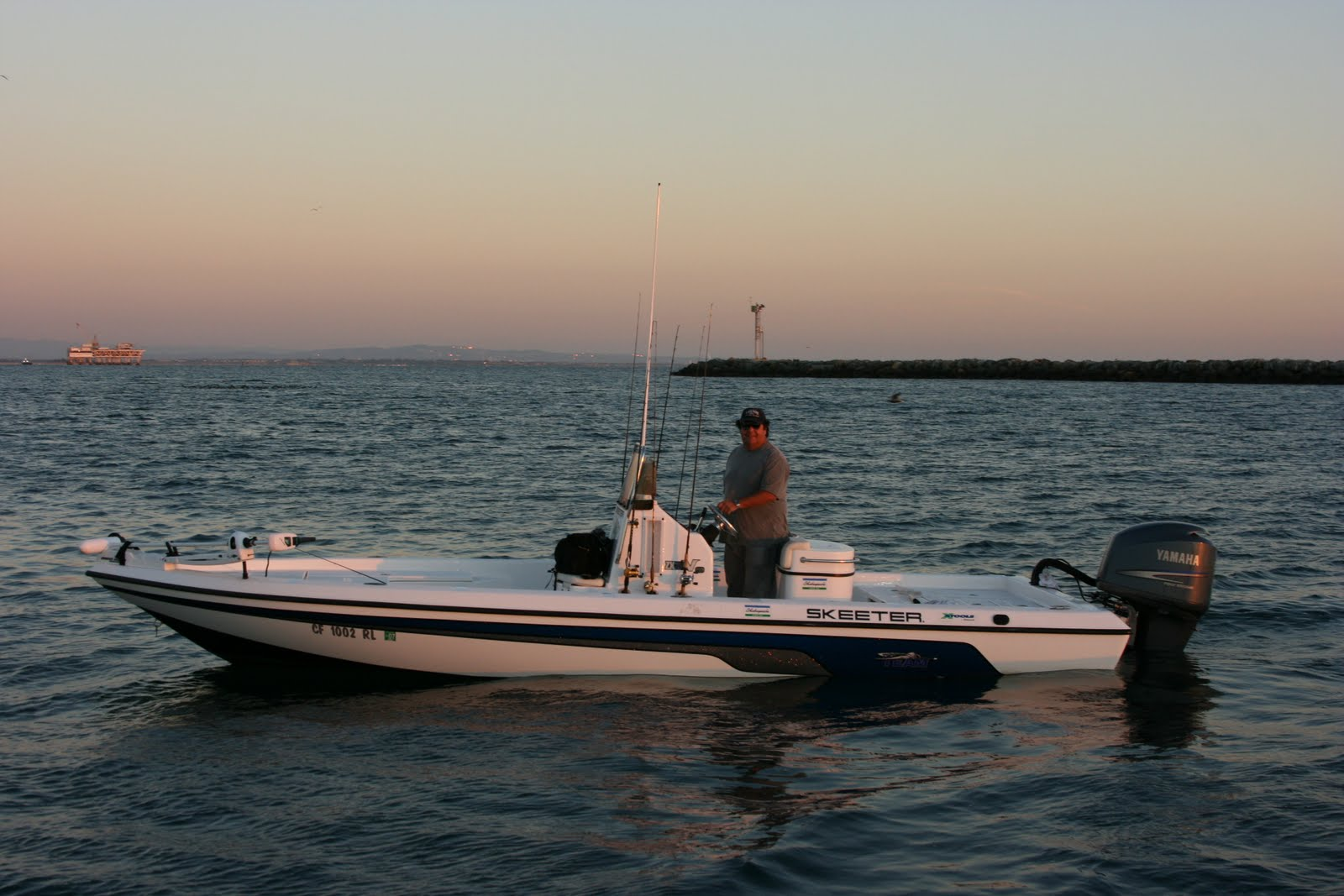 Dan 39 s journal private fishing charters for Private fishing charters