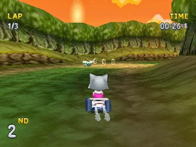 Game PS1 Rascal Racers Gratis