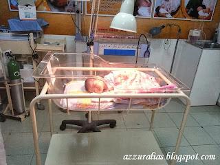 Baby Comel, Cucu Sulong, Orang Baru, Dewan Bersalin Muslimah Permatang Pauh