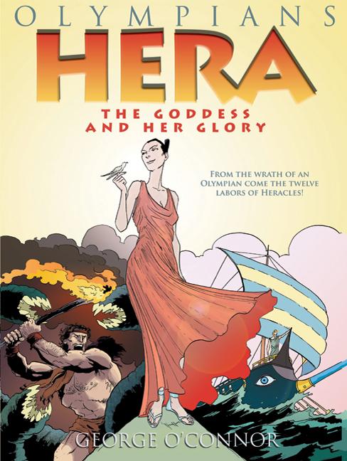 hera greek goddess for kids