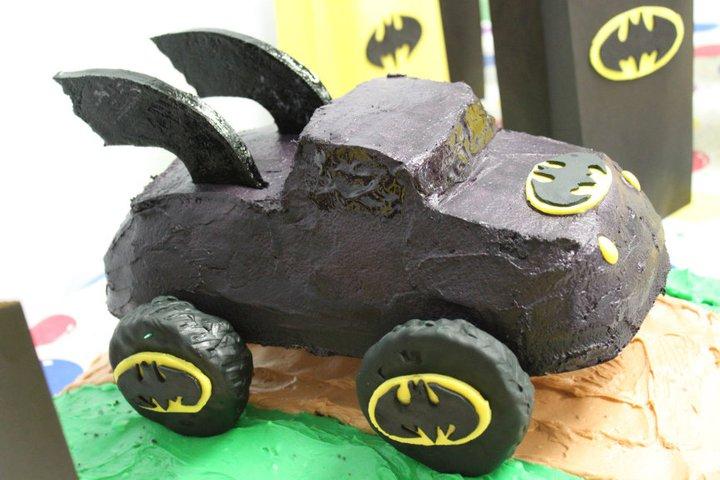 Random Stuff Batman Monster Truck Birthday Party