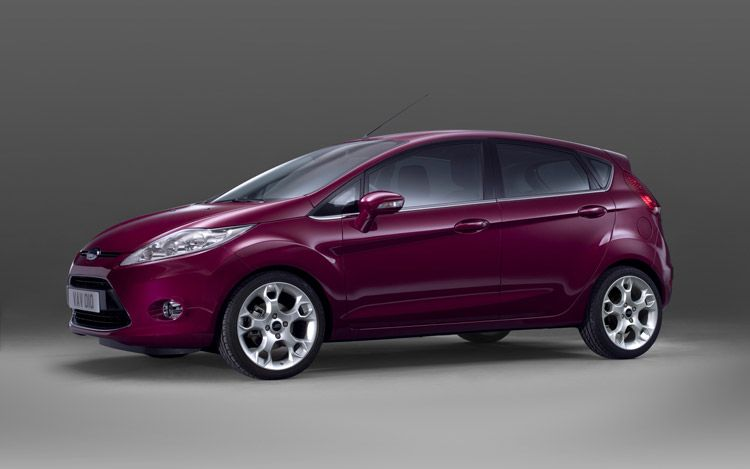 ford fiesta Harga Mobil Ford Fiesta Trend 1.4 AT Indonesia   Review Ford Hatchback