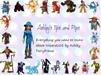 Ashley's Tips and Pips