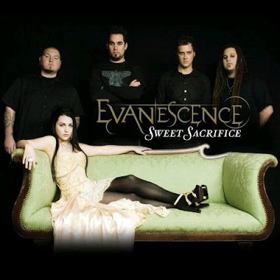 Evanescence - Sweet Sacrifice Lyrics
