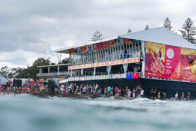 37 Quiksilver Pro Gold Coast 2015 Tower Foto WSL Kelly Cestari