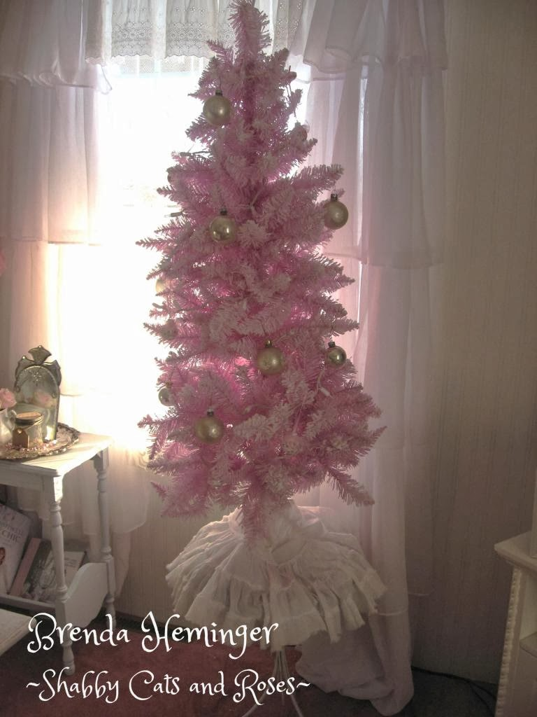 Shabby Cats and Roses: Christmas Trees