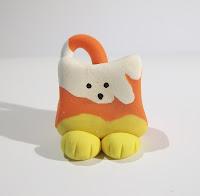 candy corn kitty cat