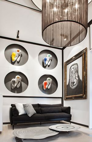 Las obras de arte e la decoraci n de interiores for Arte y decoracion de interiores