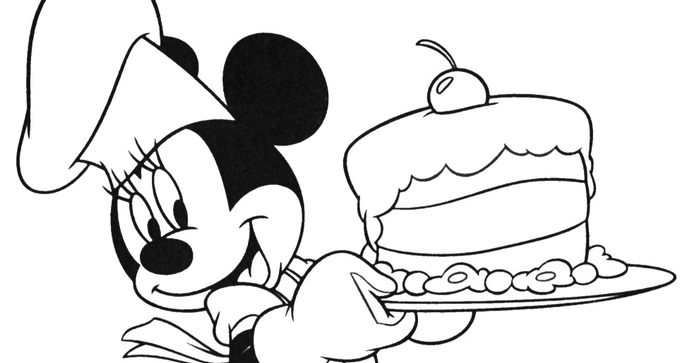 Free Printable Cooking Coloring Pages