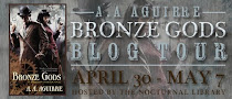 SIGNED BRONZE GODS GIVEAWAY