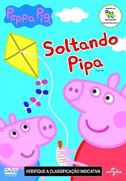 Peppa Pig Soltando Pipa