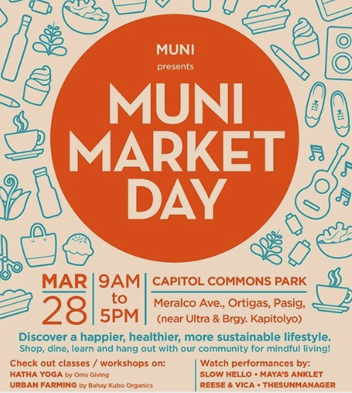 Muni Market Day now on it's 3rd year