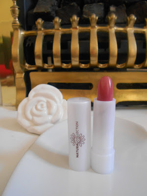 Natural Collection Moisture Shine Lipstick - Cranberry