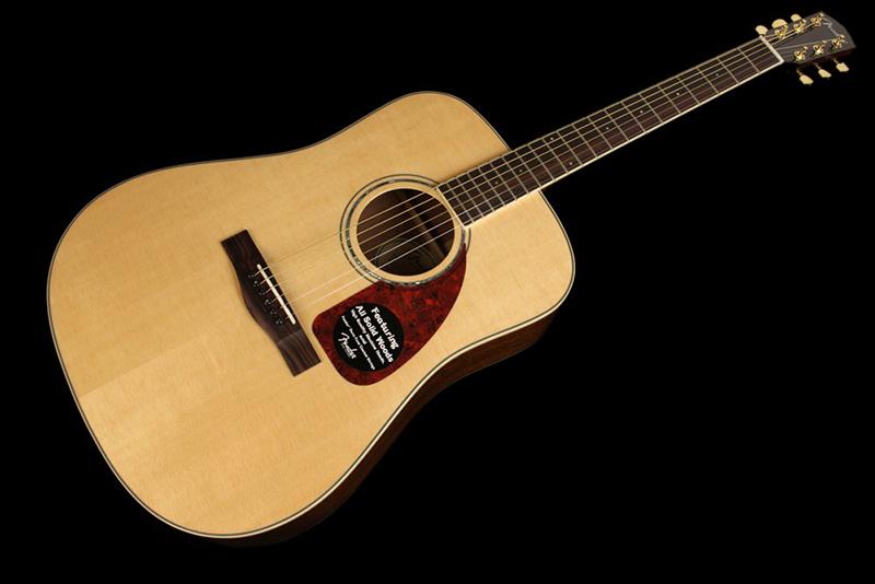 dan Guitar Fender CD-320AS