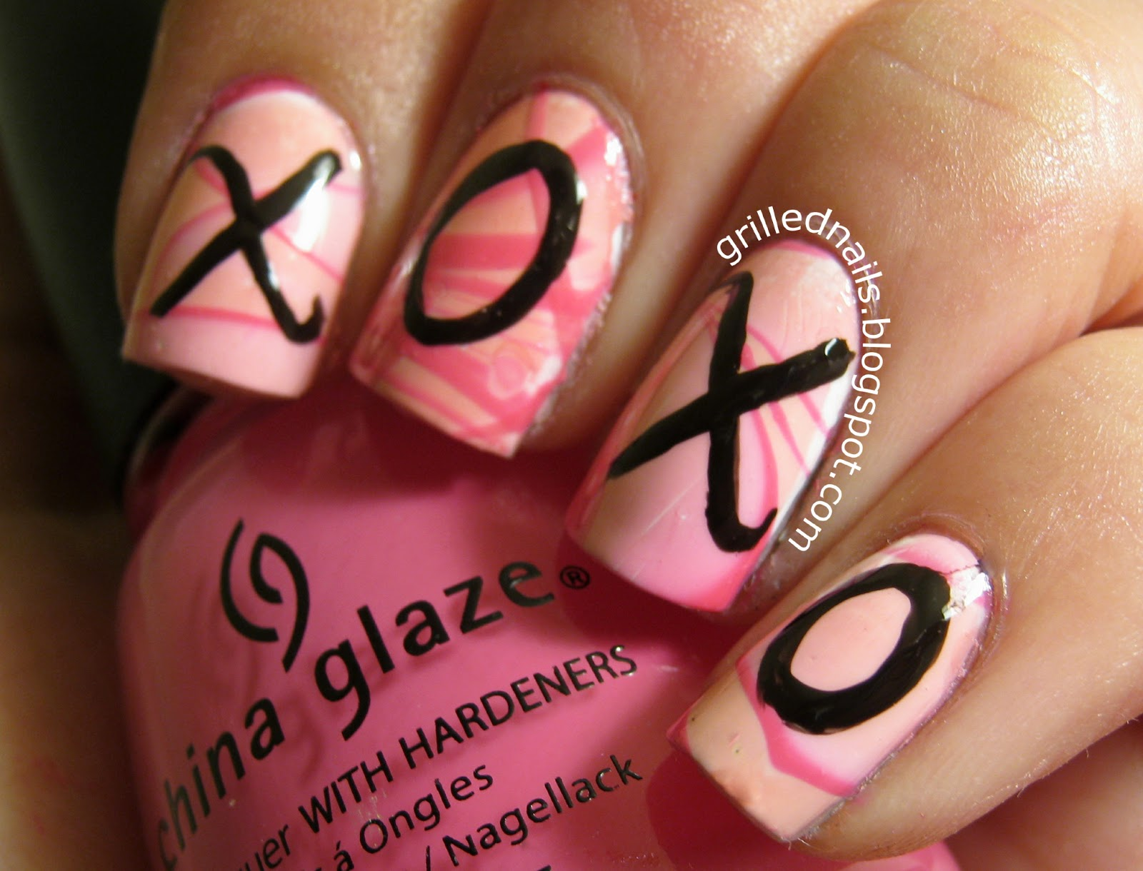Xoxo Nail Art Designs My Pretty Nailz Sweet And Simple Bundle