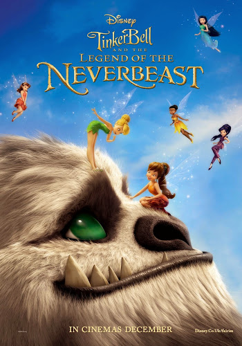 Tinker Bell and the Legend of the NeverBeast (BRRip 720p Dual Latino / Ingles) (2014)