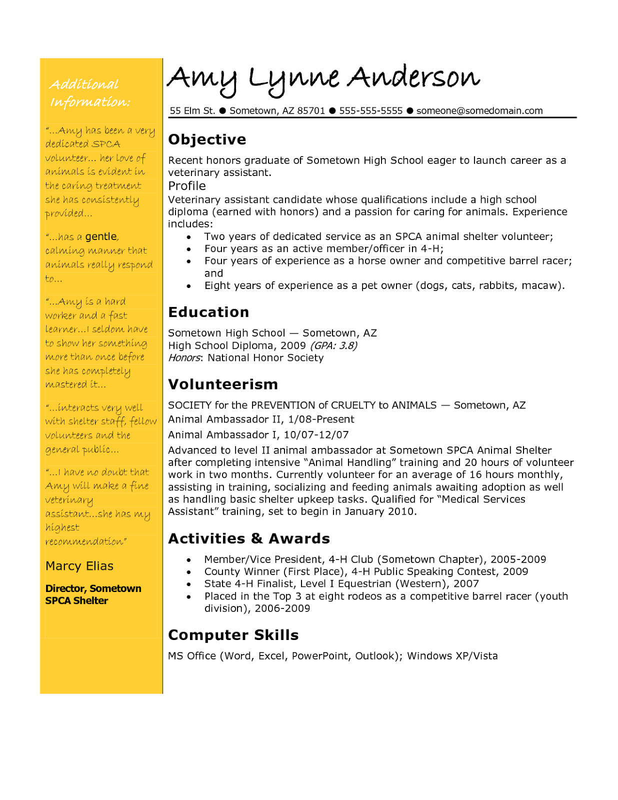 Resume Objective Statement Help Resume Objectives Example Midland Autocare