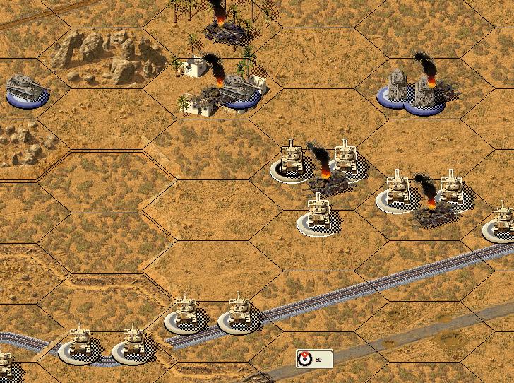 Шестидневная война. Танковое сражение