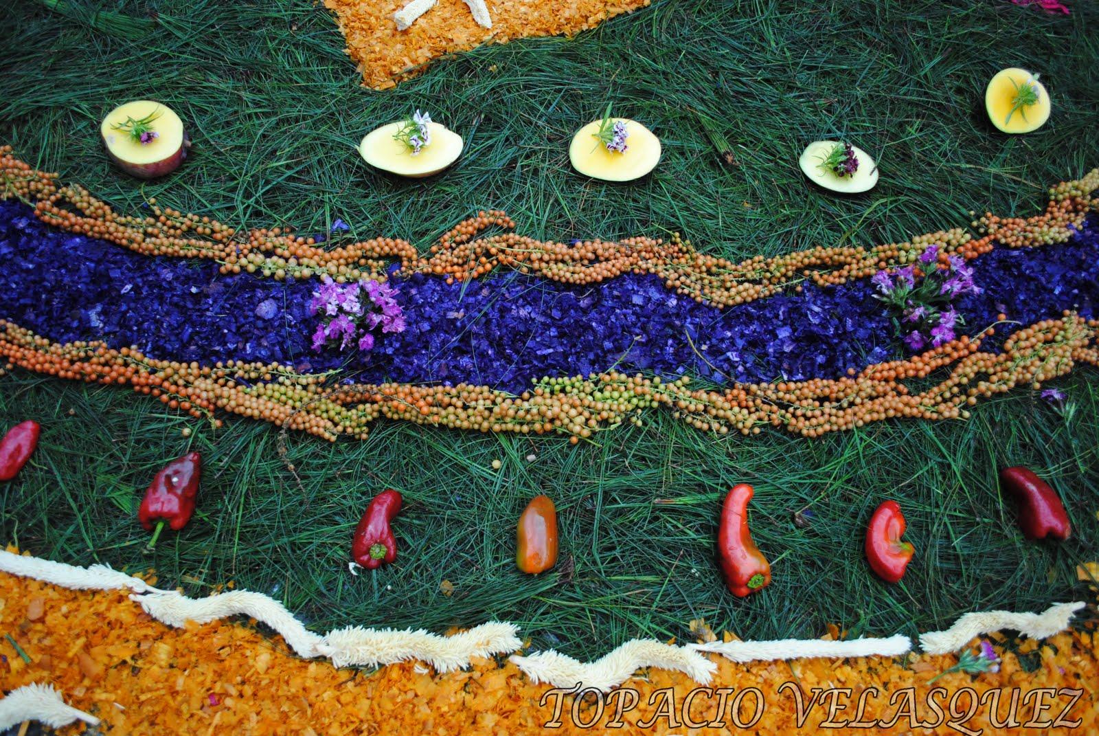 Foto documental alfombras antigua guatemala - La antigua viruta ...