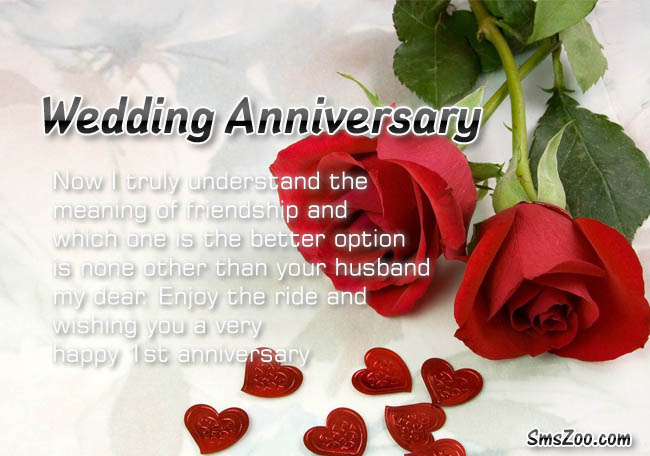 Awesome and best wedding anniversary wishes of