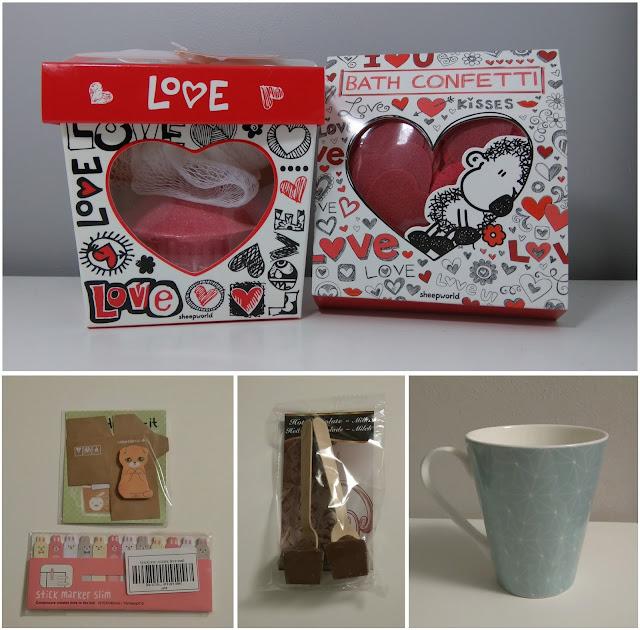 bain, papeterie, chocolat, hot chocolate, mug, swap, bullelodie
