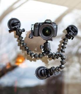 Aksesoris Kamera Yang Sangat  Unik