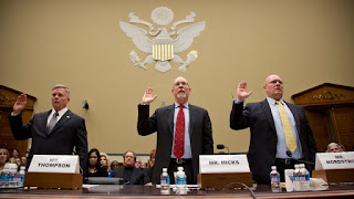 Congress holds hearing about Benghazi terrorist attack