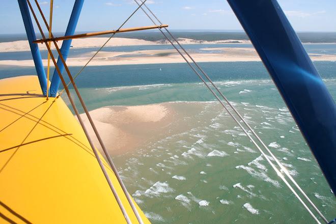 Banc d'Arguin et dune du Pyla