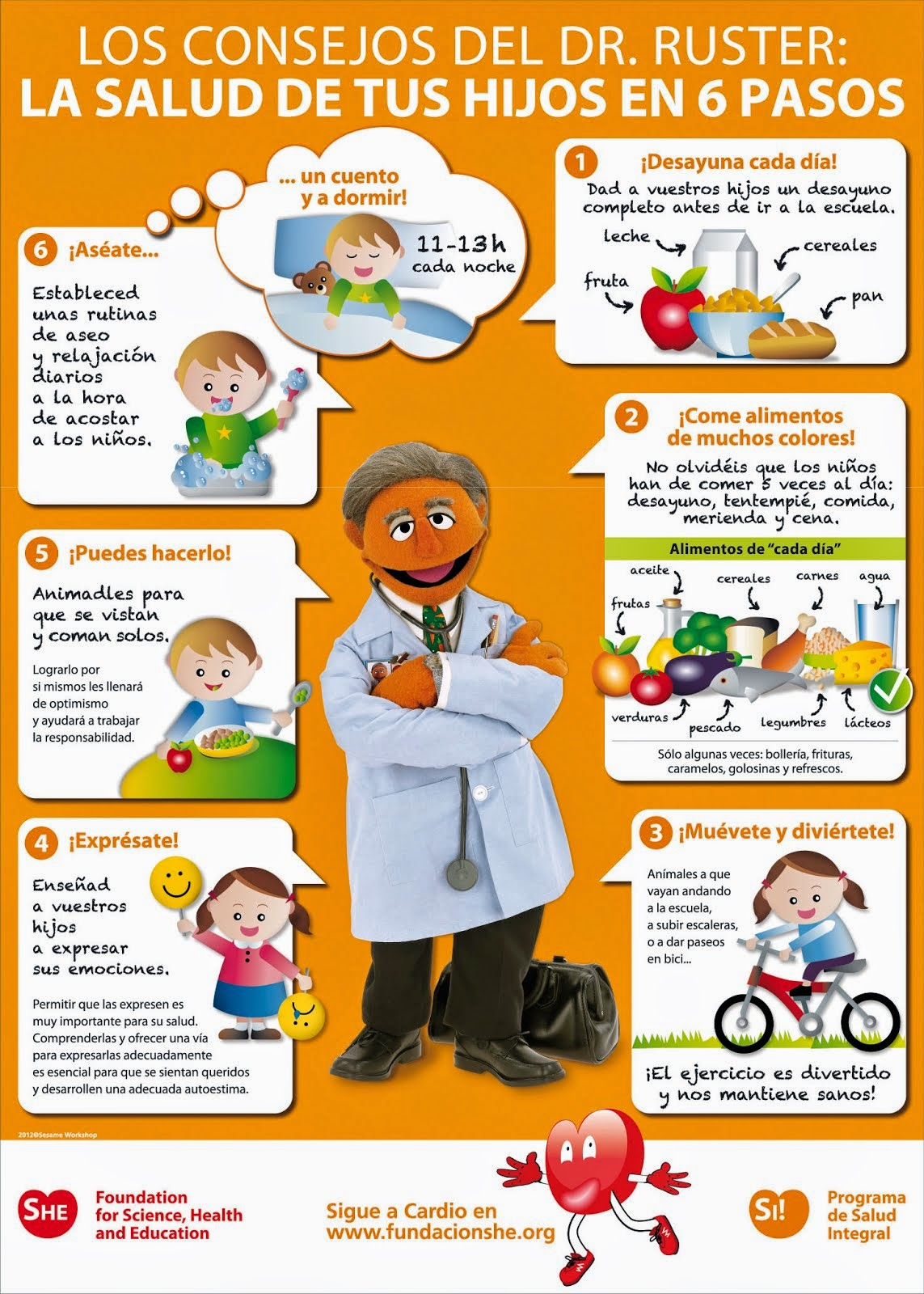 CONSEJOS DOCTOR RUSTER