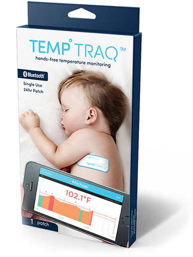 Useful Gadgets For The Helicopter Parent - TempTraq
