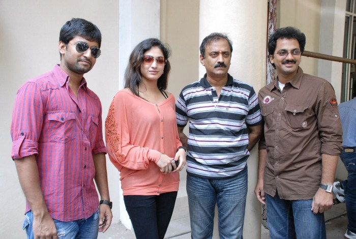 Pilla Zamindar Success Meet Stills leaked images