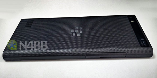 BlackBerry Leap 'Rio' photos leaked
