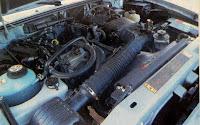 motor Ford Ranger 2.3 GNC