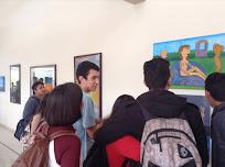 exposición 2016 en vestibulo  UTT