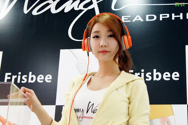 10 Go Jung Ah for Fanny Wang Headphone-very cute asian girl-girlcute4u.blogspot.com