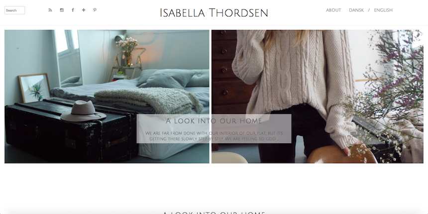 lifestyle, fashion, beauty, Isabella Thordsen, favourites, current obsession, blogs, websites,