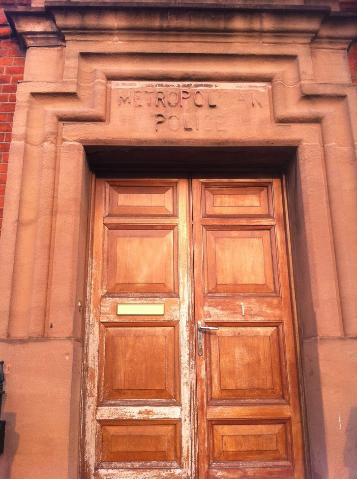 Former Police Station, Barnes, London