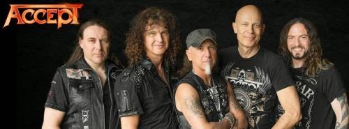 Accept new lineup 2015