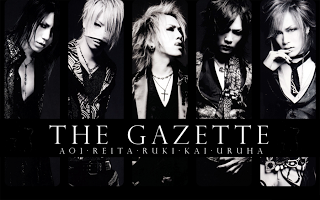 Chord The GazettE - Chizuru