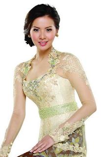 Model Kebaya Modern dan Elegan