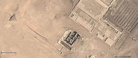 Abydos Egypt Osirion Temple